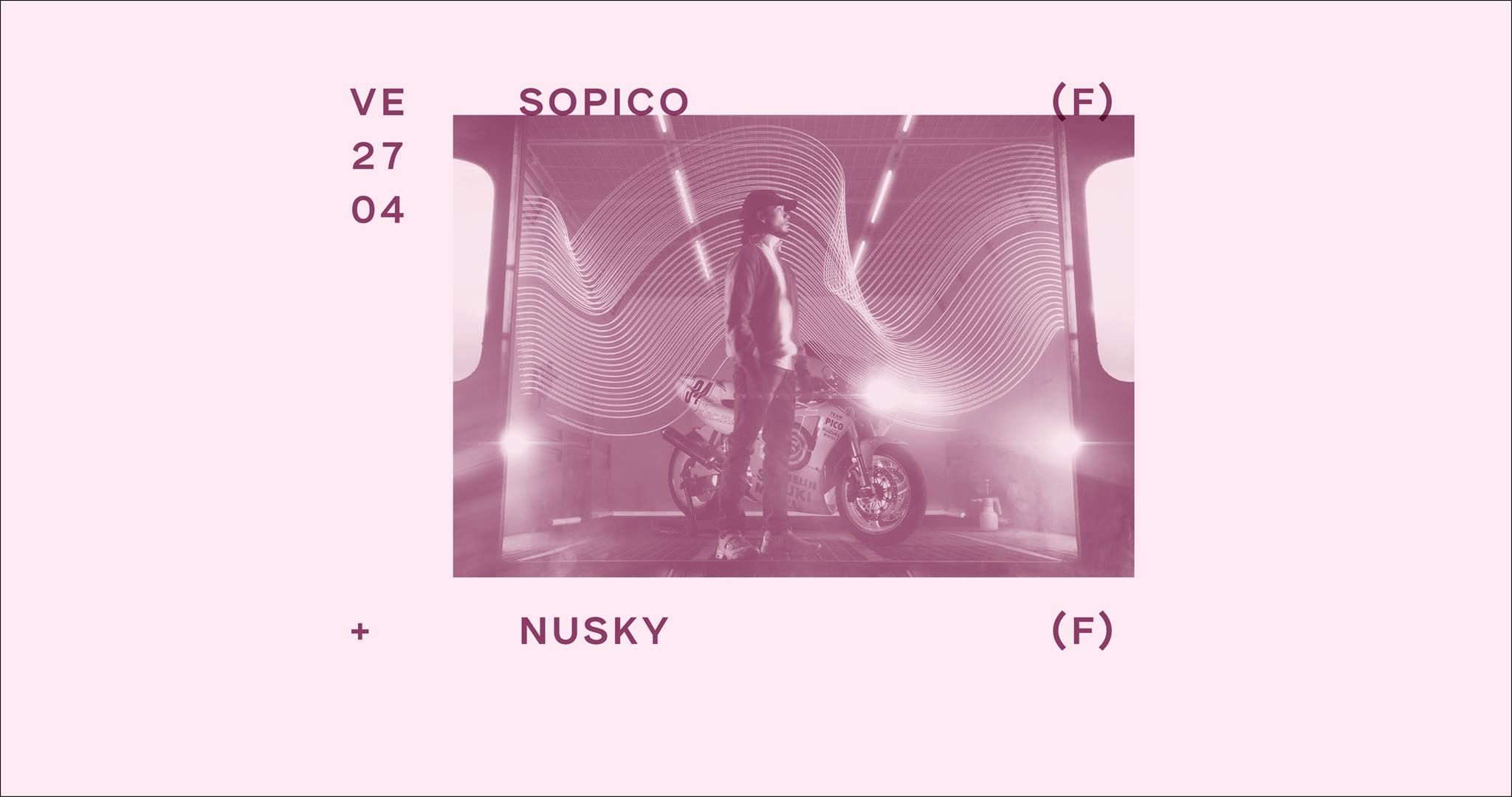 Sopico / Nusky @ Port Franc