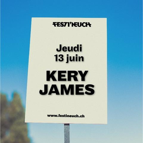 Kery James @ Festi'Neuch