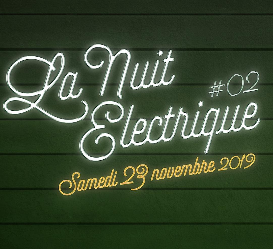 La Nuit Electrique #02 @ Palladium