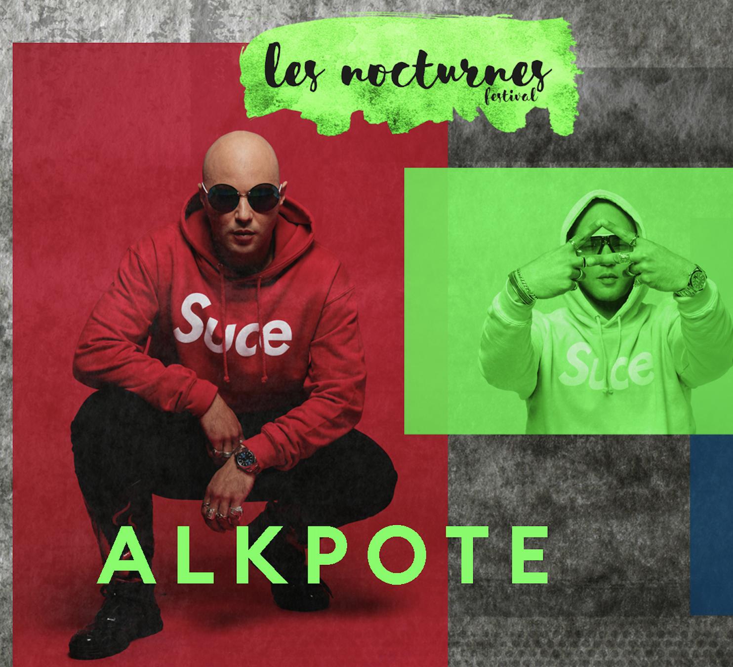 Alkpote @ Festival Les Nocturnes