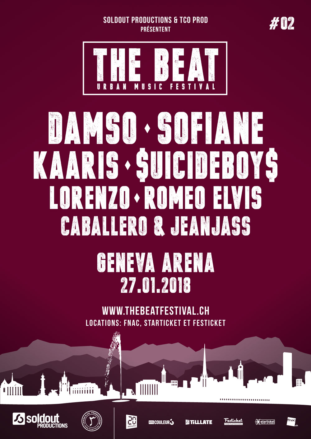 THE BEAT FESTIVAL #02