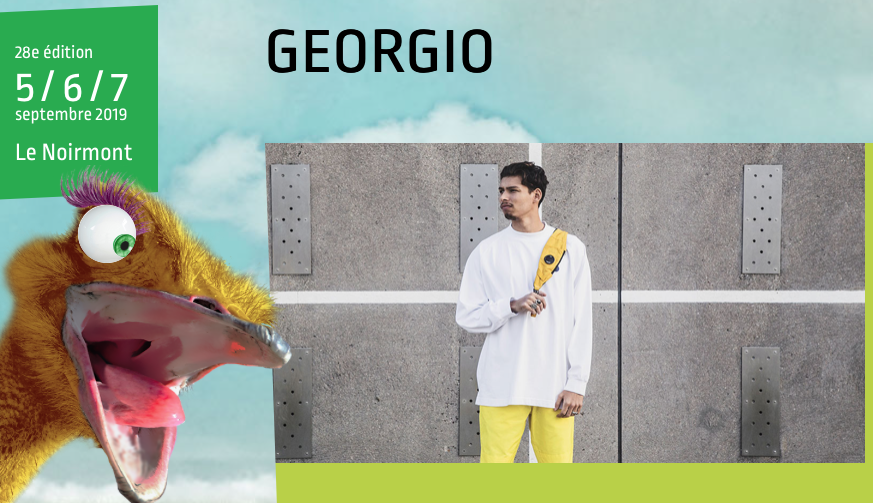 Georgio @ Festival Chant du Gros