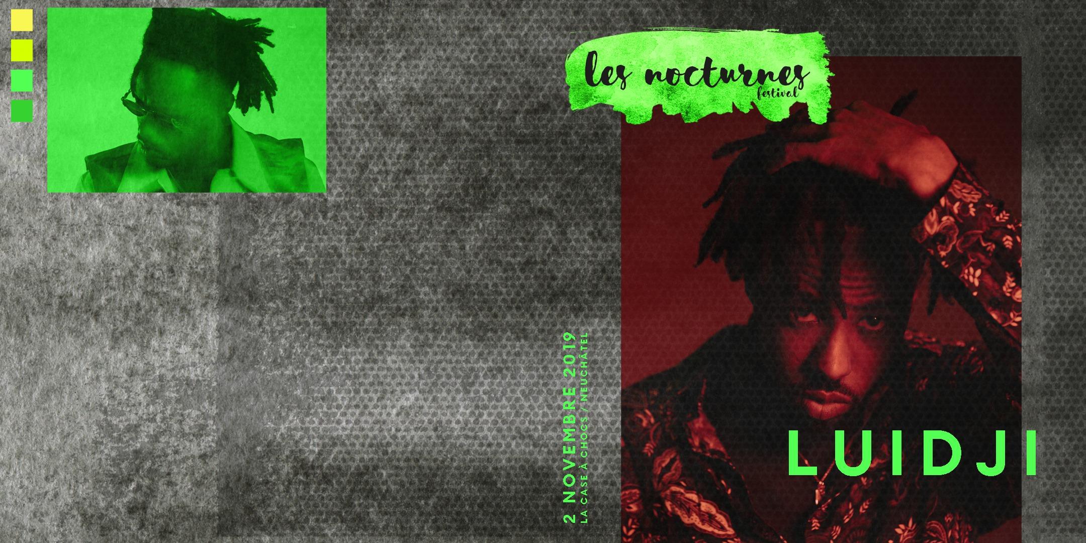 Luidji @ Festival Les Nocturnes