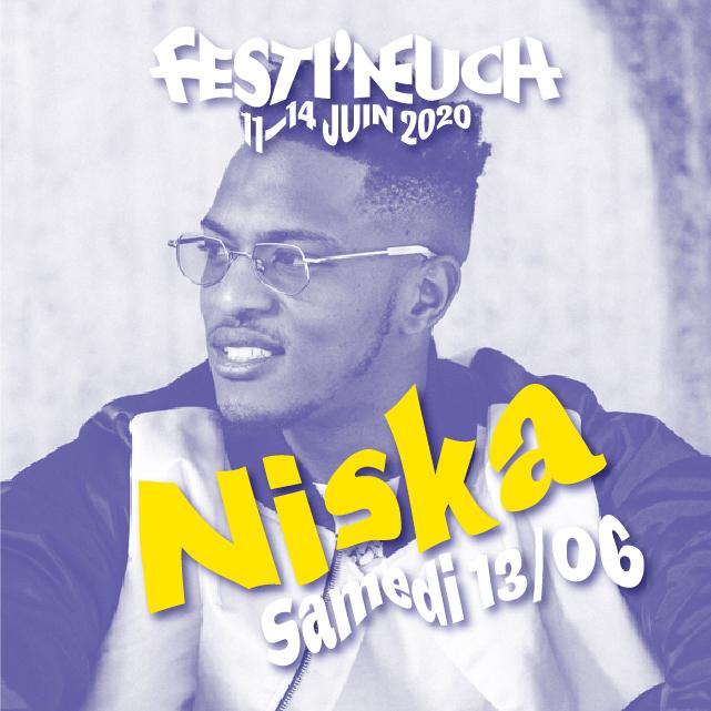 Niska @ Festi'Neuch