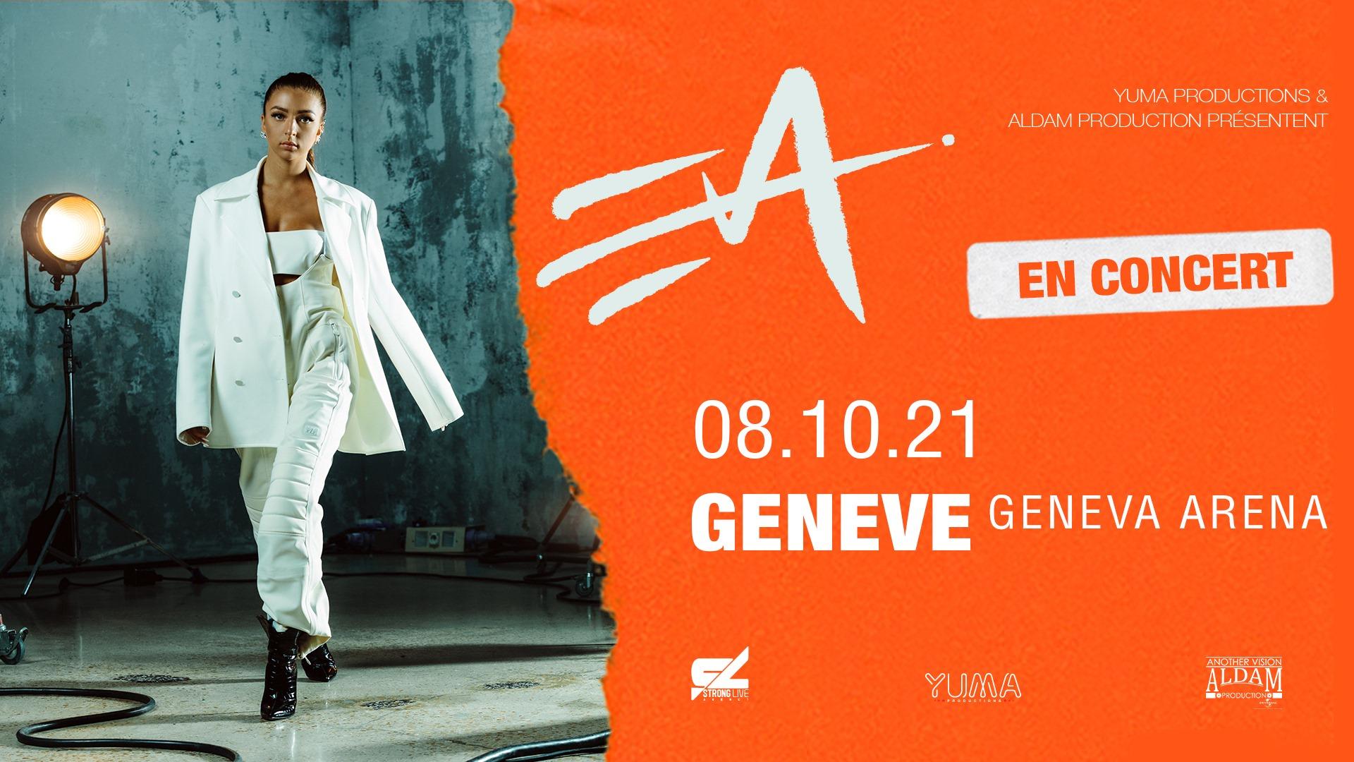 Eva @ Geneva Arena